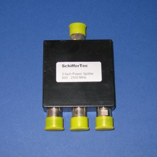0,8 - 2,5 GHz Power Splitter 3-fach